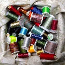 Main Types of Sewing Thread