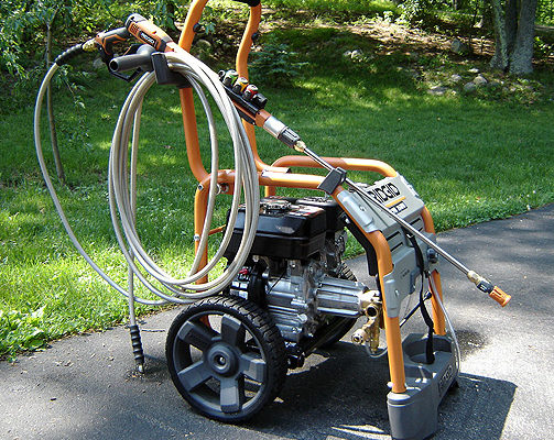 Best Gas Pressure Washer – Reviews And Buying Guide