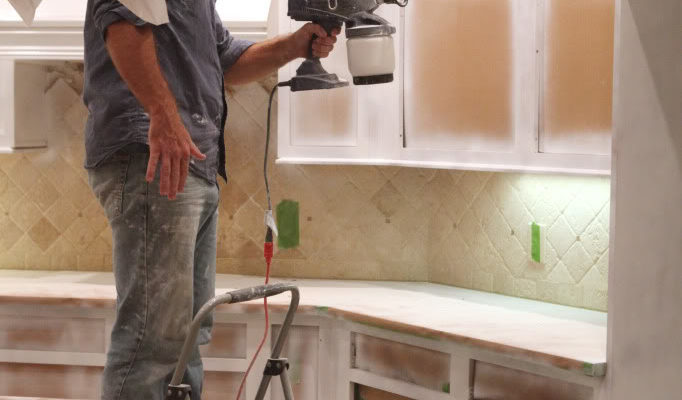 Top 3 Best Paint Sprayer For Cabinets – Reviews And Buying Guide