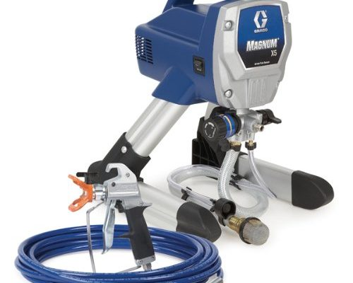 Graco Magnum 262800 X5 Stand Airless Paint Sprayer Review – Easy Setup And User friendly