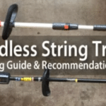 3 Best Cordless String Trimmer Reviews of 2018