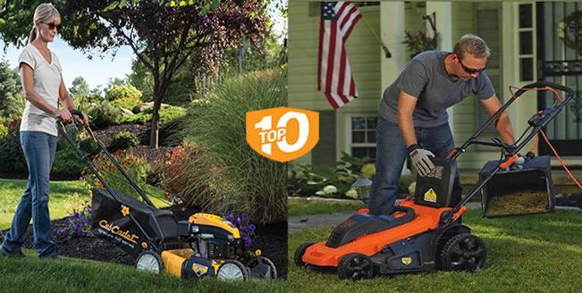 Best Walk Behind Lawn Mower