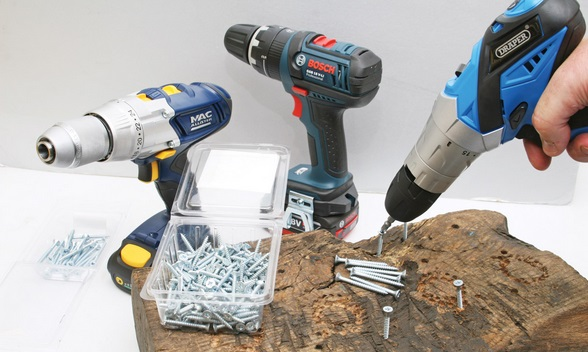 Best Cordless Drills 2018 Top 20 Cordless Drill Reviews