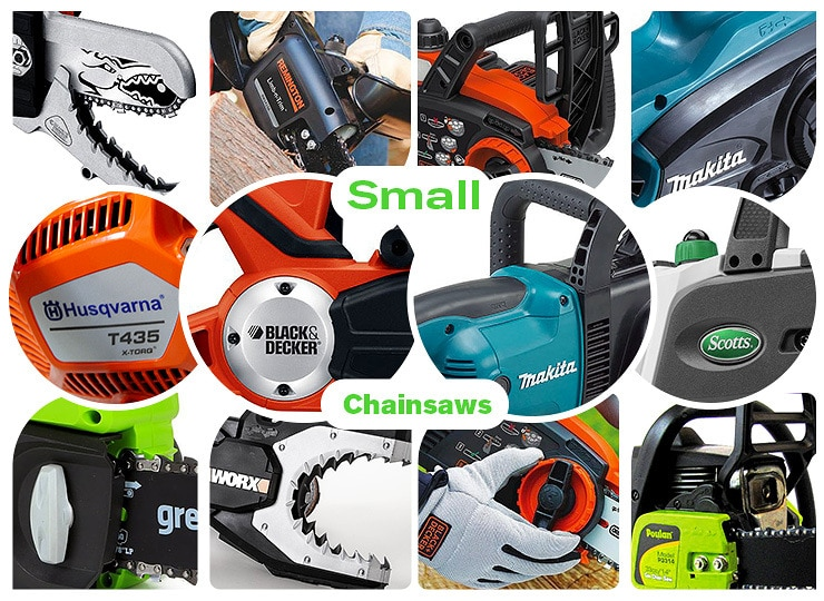 Top 3 Best Small Chainsaw On The Market – Reviews And Buying Guide