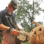Chain Saw Carving For The Creative Mind