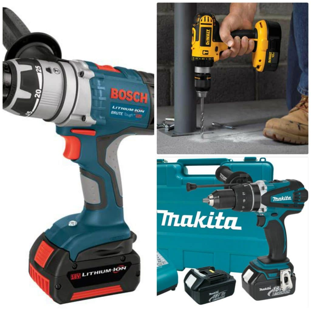 Best Cordless Hammer Drill Reviews and Buyer's Guide ...