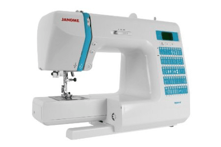 Best Rated Sewing Machines: Janome DC2013 Sewing Machine Review