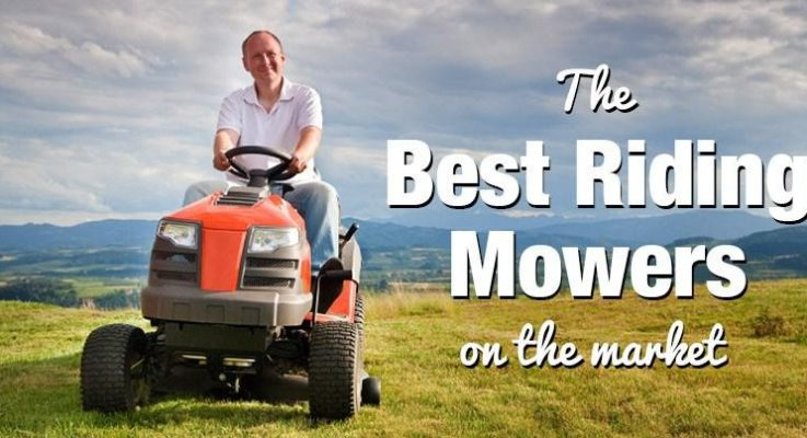 Top 3 Best Riding Lawn Mower For The Money – Reviews And Buying Guide