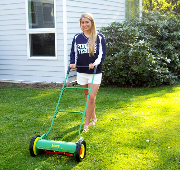 Best Push Reel Lawn Mower Reviews