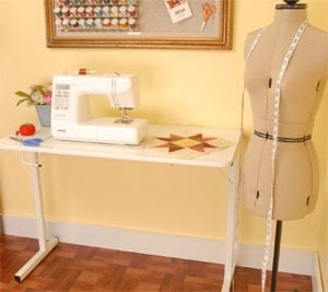 Top 3 Best Sewing Machine Table – Revews And Buying Guide