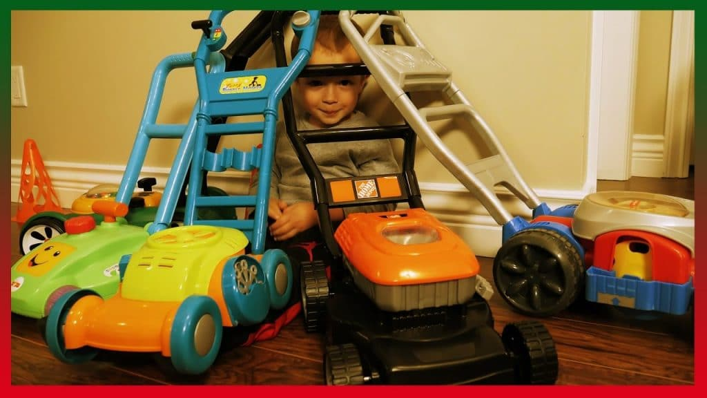 Best Toy Lawn Mower For Kids