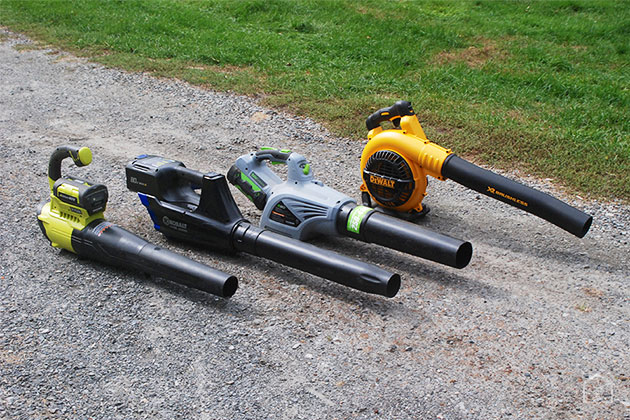 3 Best Cordless Battery Leaf Blower of 2018 Reviews And Buyers Guide
